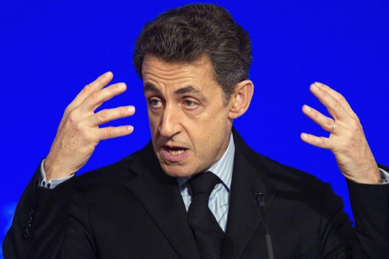 Nicolas Sarkozy: Prancūzijoje – per daug užsieniečių