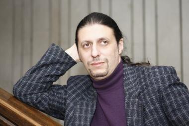 A.Kozlovskis: scena artistui – kaip magnetas