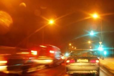 Sankryžoje mirtinai sužalojęs žmogų pabėgo vairuotojas