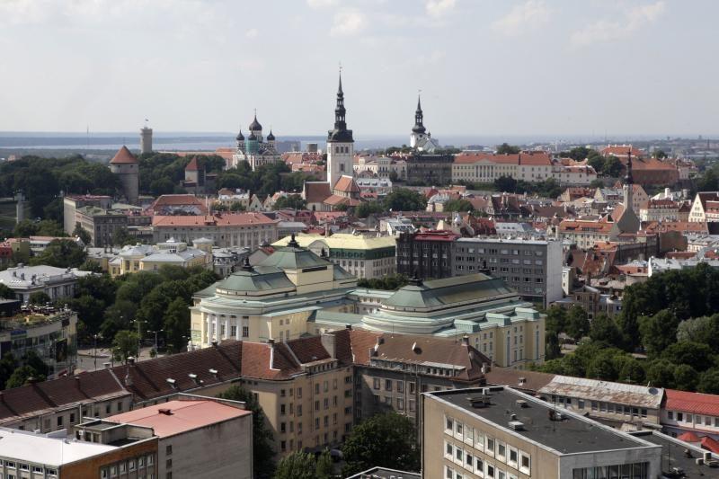 Estijoje skilo opozicinė Centro partija, kuriai vadovauja Talino meras