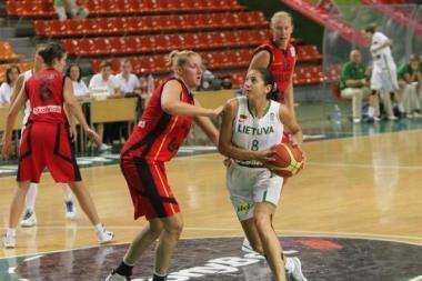 Agnė Abromaitė - Ispanijos krepšinio vicečempionė