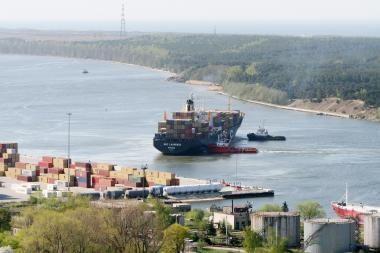 Prokurorai suabejojo uosto rezervinės teritorijos ribomis