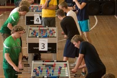 Vilnius Open 2008: pirmąsias vietas užėmė atvykėliai