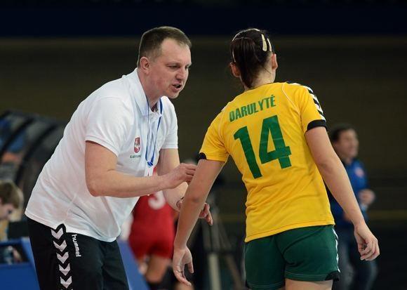 Baltijos moterų rankinio lygos ture – dar vienas pralaimėjimas