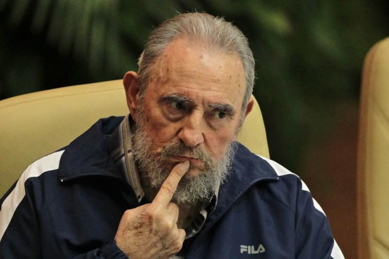 F. Castro per rinkimus netikėtai pasirodė viešumoje
