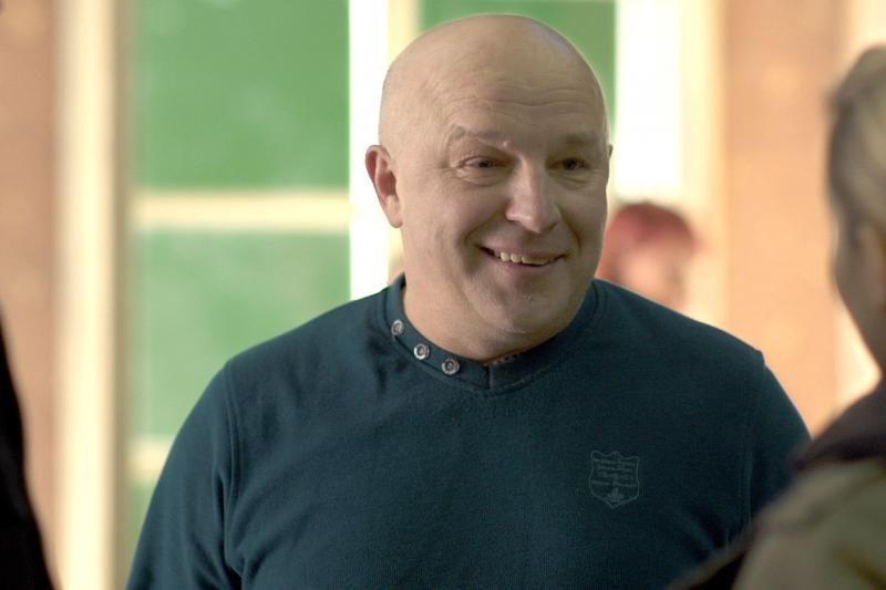 Aktorius S. Račkys: savęs nevaidinu – aš juk gražesnis!