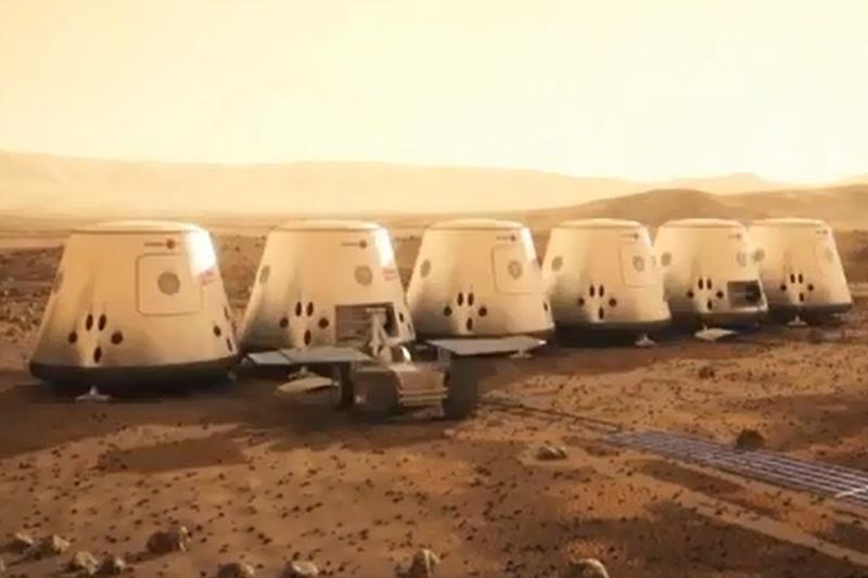 NASA vadovas: žmonijos likimas – Marsas