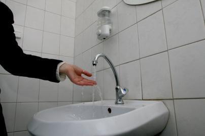 Už vandenį - du mokesčiai