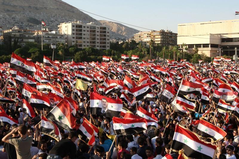 JT vadovas: dar vienos žudynės galėtų įstumti Siriją į pilietinį karą