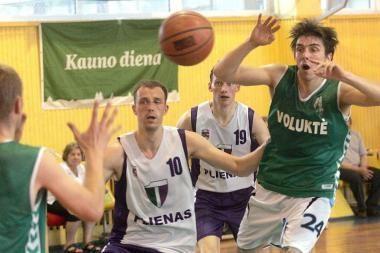 Kauno krepšinio mėgėjų lyga kviečia komandas