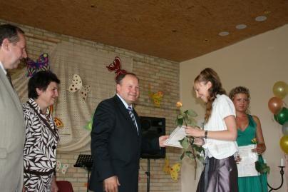 Paskelbti geriausi Kauno rajono abiturientai