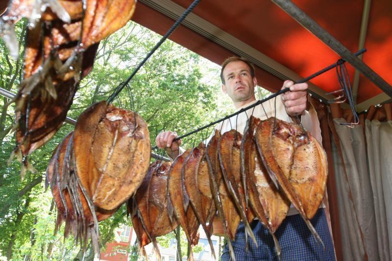 Juodkrantė kviečia į Žvejo šventę