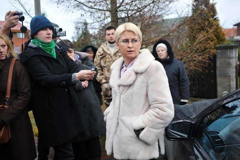 N.Venckienės nušalinimą antstolei teismas išnagrinės per tris dienas