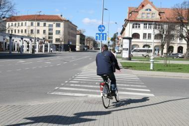 Klaipėdos apskrityje prasidėjo