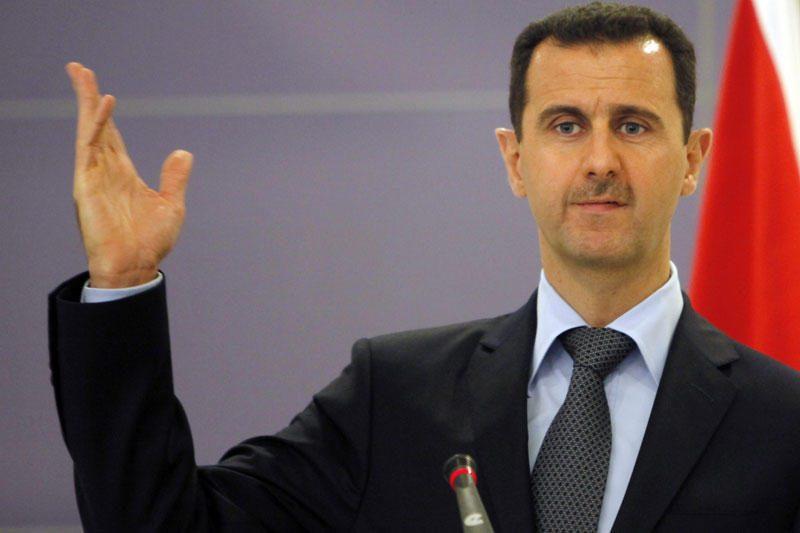 """Sirijos prezidento B. Al Assado pašalinimas iš valdžios """"neįmanomas""""?"""