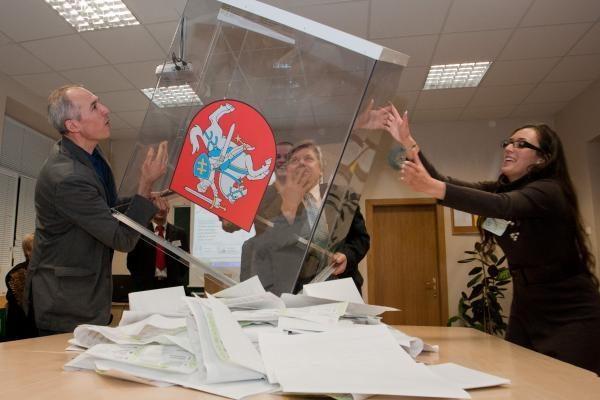 Prognozuojama, kad naujame Seime bus mažiau partijų