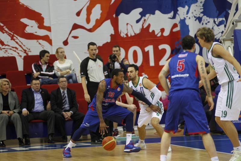 V. Gomelskis: serijoje iki 3 pergalių CSKA nugalėti gali tik ispanai