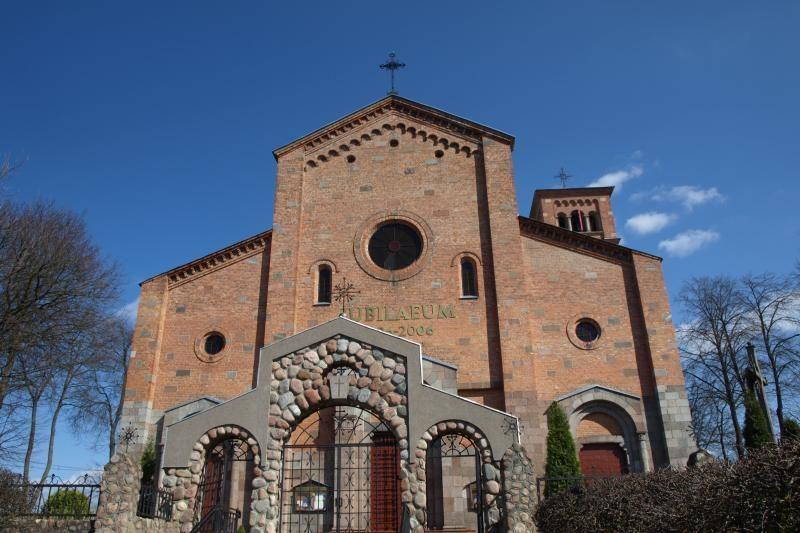 Atraskime savąjį paveldą: Lentvario bažnyčia ir jos dekoras