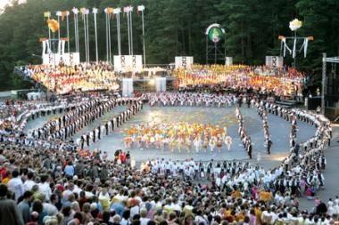 Vilniuje startuoja Pasaulio lietuvių sporto žaidynės