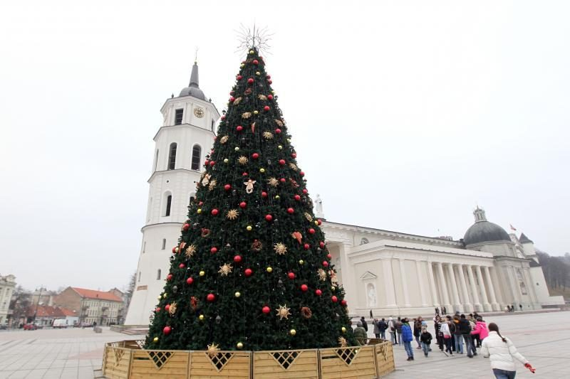 Kur šiemet švęsite Kalėdas? Pasiūlymai vilniečiams