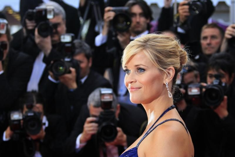 Holivudo aktorei R. Witherspoon atsipirko bauda už chuliganizmą