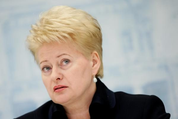 D.Grybauskaitė: neramumai Libijoje kelia grėsmę Europos ekonomikai