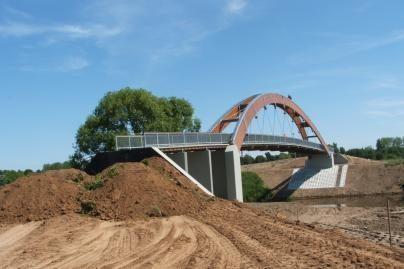 Pėsčiųjų tiltas Kėdainiuose - jau ne bevardis