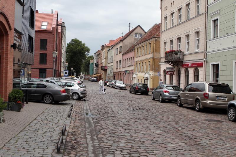 Pernai Klaipėdoje gyventojų sumažėjo 2,7 proc.