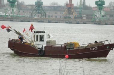 Dėl žvejų prieplaukos – pas Prezidentę