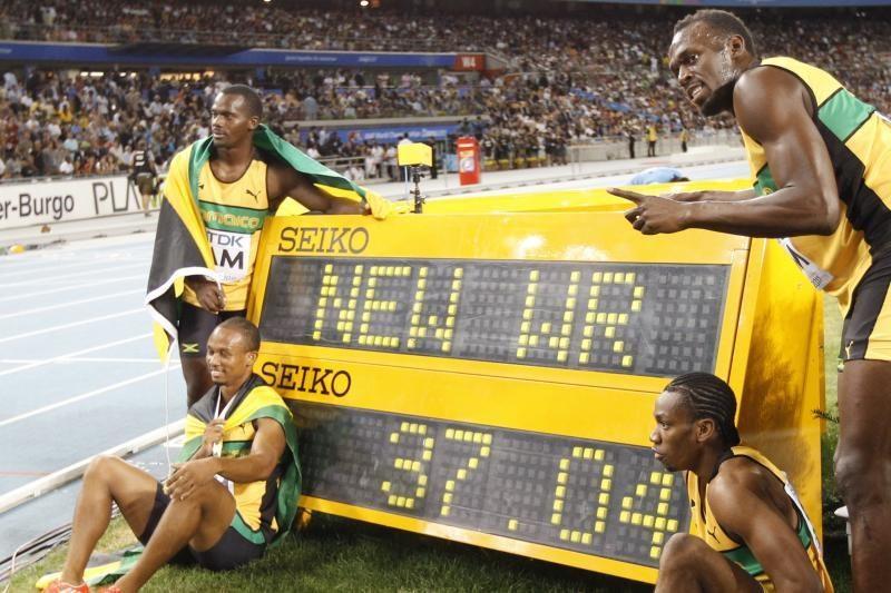 Lengvosios atletikos pirmenybės baigėsi vieninteliu rekordu