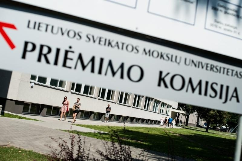 Užsienio dėstytojų vizitams paskirstyta beveik pusė milijono litų