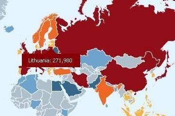 """Lietuviai – didžiausi """"FireFox"""" gerbėjai?"""