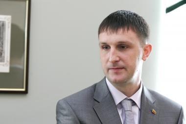 Komisijai dėl A.Sacharuko likimo Seime vėl vadovaus K.Masiulis