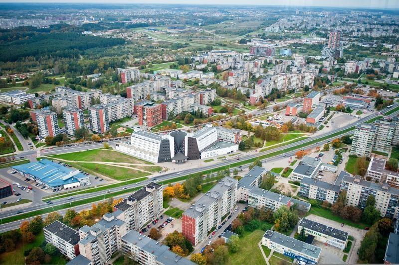 Ilgai lauktas Vilniaus architektūros gidas pasauliui