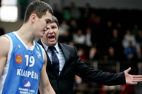 """""""Neptūno"""" krepšininkai įveikė ukrainiečius"""