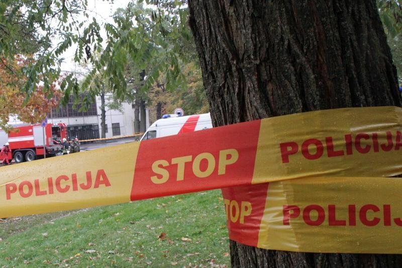 Vilniuje rastas sprogmuo (dar papildyta)