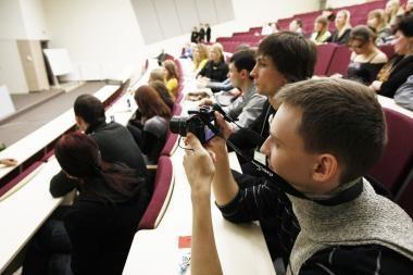 Klaipėdoje - moksleivių verslumo mugė