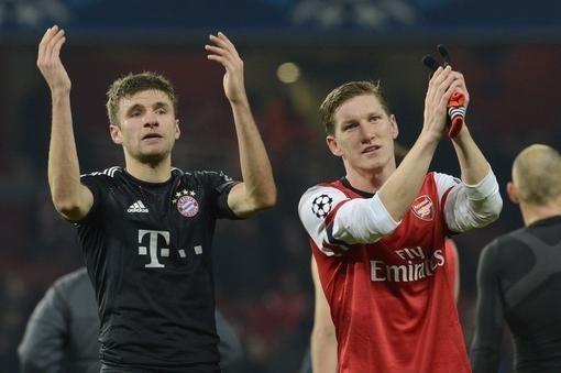 """Žūtbūtinė Čempionų lygos kova: """"Bayern"""" - """"Arsenal"""" (apžvalga)"""