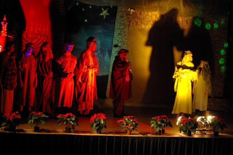 Šventinio sezono pradžią LCC skelbs tradiciniu vaidinimu ir muge