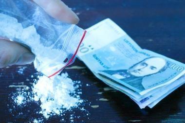 Sostinės pareigūnams įkliuvo nepilnametis su narkotinėmis medžiagomis