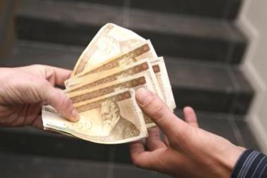 Parlamentinius pinigus Seimo nariai semia iki paskutinio cento