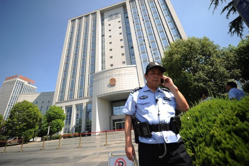 Kinijos politiko Bo Xilai žmona teisiama už žmogžudystę