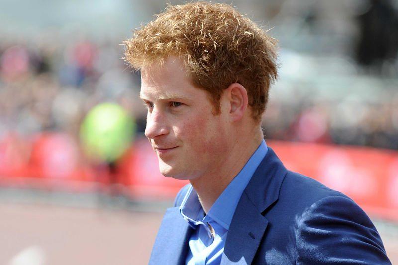 Princas Harry apdovanotas už pagalbą sužeistiems kariams