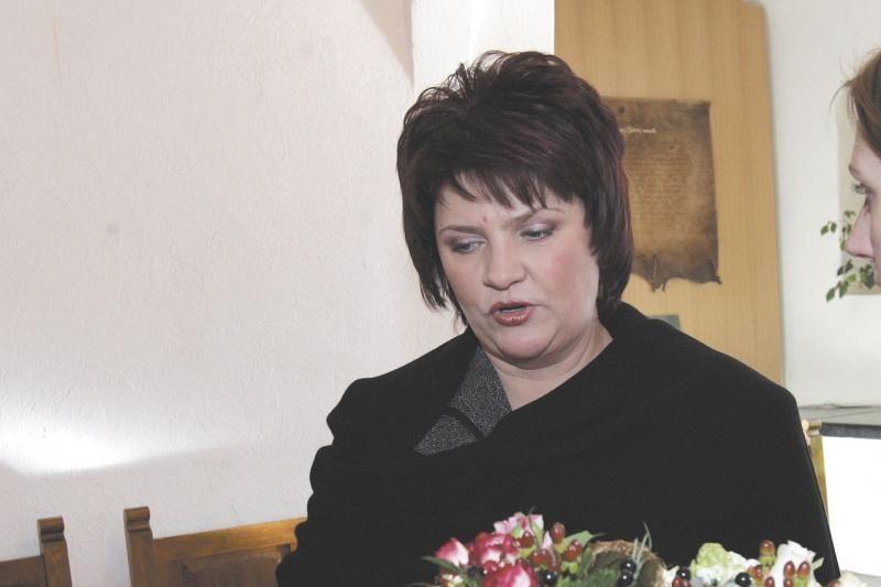 Kauno miesto muziejui vadovaus Rita Garbaravičienė