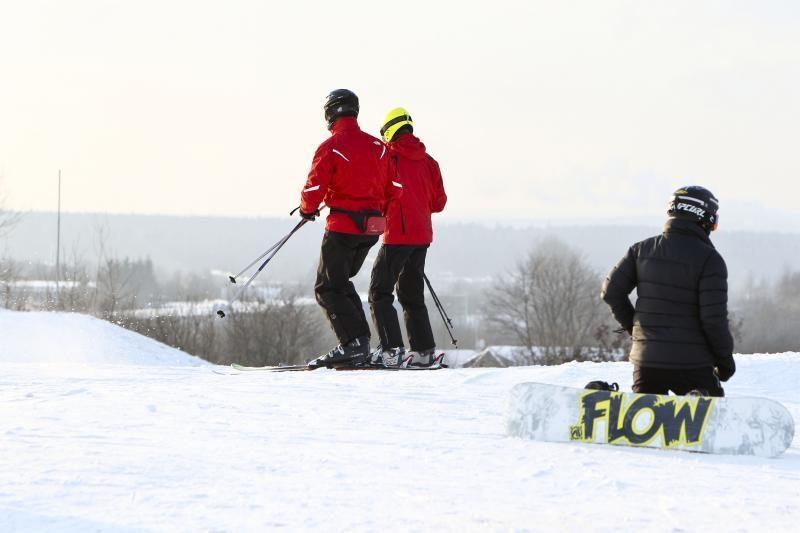 Amerikietis iškovojo antrąją pergalę kalnų slidinėjimo varžybose