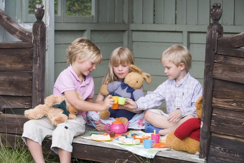 Aptiktas ryšys tarp vaikų ateities ir švaros lygio jų namuose