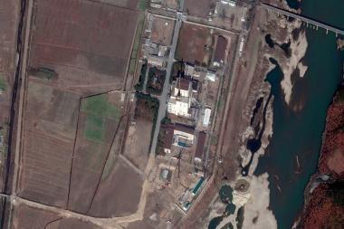 Šiaurės Korėja aprodė JAV mokslininkui naują urano sodrinimo gamyklą