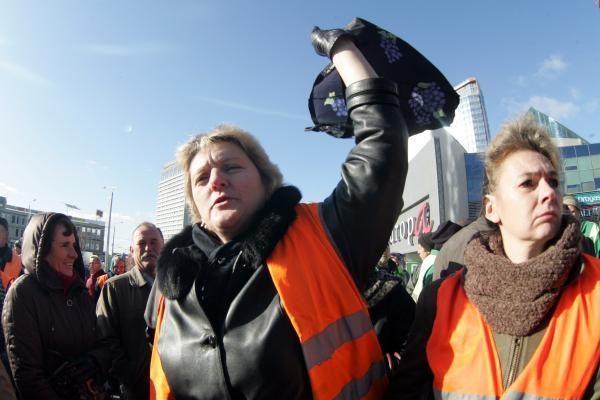 Vilniaus kiemsargiai streiko kol kas neskelbia