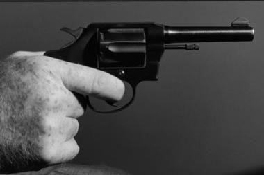 Išteisintas agresyvų vyrą nušovęs vilnietis