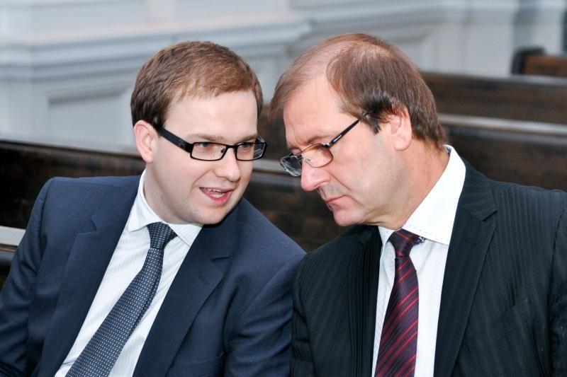 """""""Darbiečiai"""" įvertins Seimo rinkimų rezultatus"""